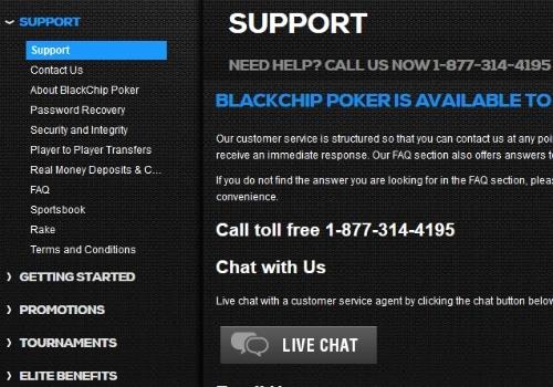 blackchip-support