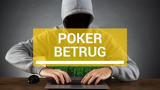 pokerbetrug