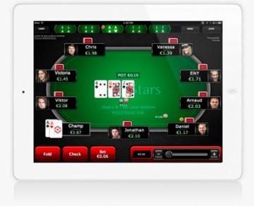 pokerstarsiosapp